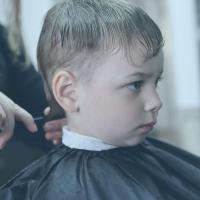 Çocuk Saç Kesimi