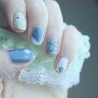 Nail Art (Tüm Tırnaklar)